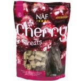 NAF Cherry Treats 1kg (Equine)