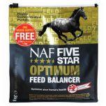 NAF Five Star Optimum Feed Balancer 3.7kg