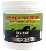 Nettex Itch Stop Salve (Summer Freedom) 300ml & 600ml