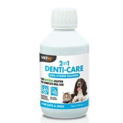 VetIQ 2in1 Denti-Care Oral Hygiene Solution (Canine/Feline)
