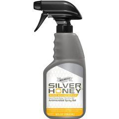 Absorbine Silver Honey Rapid Wound Repair Spray Gel 236ml (Equine)