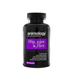 Animology Hip, Joint & Flex Supplement 60 Capsules