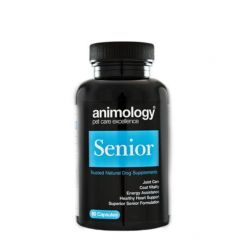 Animology Senior Supplement 60 Capsules