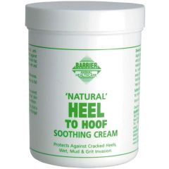 Natural Heel to Hoof Soothing Cream (250ml Pictured)