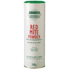 Barrier Red Mite Powder (500g Pictured)