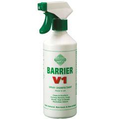 Barrier V1 Disinfectant 500ml Spray