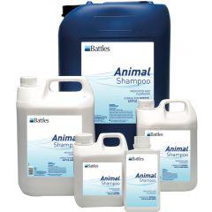 Battles Animal Shampoo (Equine/Farm/Pet)