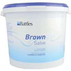 Battles Brown Salve 4kg (Farm)