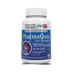 PharmaQuin Joint Complete HA 120 Tablets (Human)