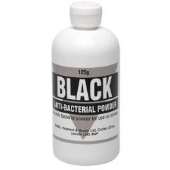 BHB Black Anti-Bacterial Powder 125g