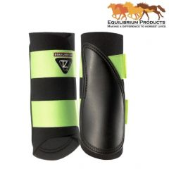 Equilibrium Products Tri-Zone Brushing Boots - Fluorescent