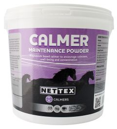 Nettex Calmer Maintenance Powder 1kg
