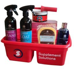 Supplement Solutions Carr & Day & Martin Grooming Essentials Kit (Equine)