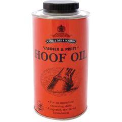 Carr & Day & Martin Vanner and Prest Hoof Oil 500ml