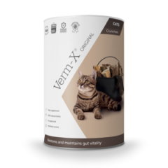 Verm-X Herbal Crunchies For Cats