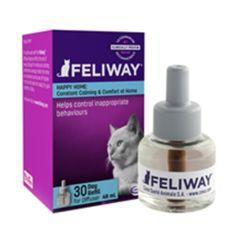 Ceva Feliway Diffuser 48ml (30 day supply)