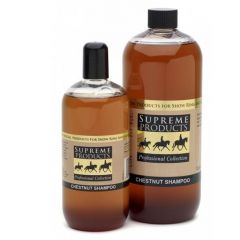 Supreme Products Chestnut Shampoo 500ml & 1 Litre Pictured