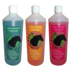 CleanRound Medicated Shampoo (Equine)