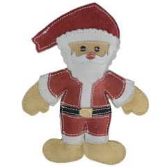 Companion Christmas Eco-Friends Santa Claus Toy (Canine)