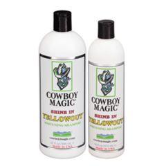 Cowboy Magic Shine In Yellow Out Shampoo