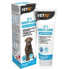 VetIQ 2in1 Denti-Care Edible Toothpaste (Canine)