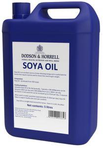 Dodson & Horrell Soya Oil 5L