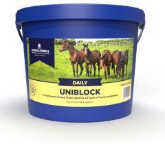 Dodson & Horrell Uniblock 12.5kg (Equine)