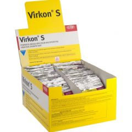 DuPont Virkon S 50 x 50g sachet box