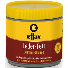 Effax Leather Grease 500ml (Equine)