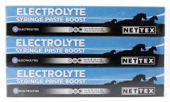 Nettex Electrolyte Syringe Paste Boost 3 x 30ml