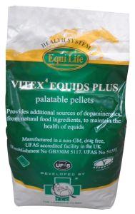 Equi Life Vitex 4 Equids Plus 7kg Bucket