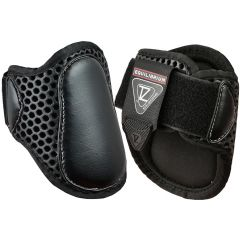 Equilibrium Products Tri-Zone Fetlock Boots - Black (Equine)
