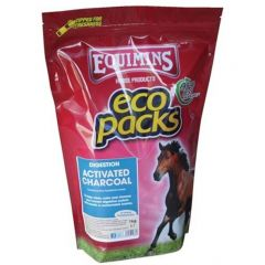 Equimins Acticated Charcoal 1kg Refill