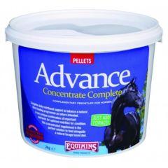 Equimins Advance Complete Concentrate Pellets 2kg
