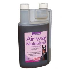 Equimins Air-Way Liquid Herbal Tincture 1 Litre