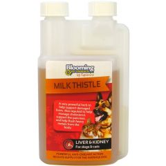 Equimins Blooming Pet Milk Thistle Liquid 250ml (Canine/Feline)