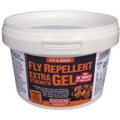 Equimins Fly Repellent Gel Extra Strength 500g (Equine)