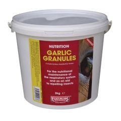Equimins Garlic Granules 3kg Tub