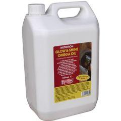 Equimins Glow & Shine Omega Oil 5 Litre (Equine)