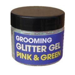 Equimins Glitter Gel (Pink & Green)