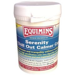 Equimins Serenity Rider Chill Out Calmer 100 Capsules (Human)