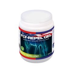 Equine America Fly Repel Gel 500ml