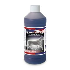 Equine America Super Groom Whitening Shampoo 473ml