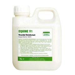 Barrier Equine V1 Virucidal Disinfectant 1 Litre