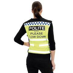 Polite waistcoat