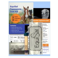 EquiSal Tapeworm Test Kit
