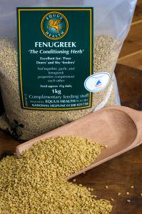 Equus Health Fenugreek Seeds 1kg Bag