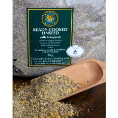 Equus Health Ready Cooked Linseed with Fenugreek 3kg
