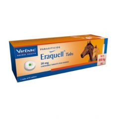 Virbac Eraquell Equine Wormer Tabs