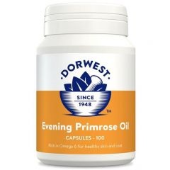 Dorwest Evening Primrose Oil 100 Capsules
